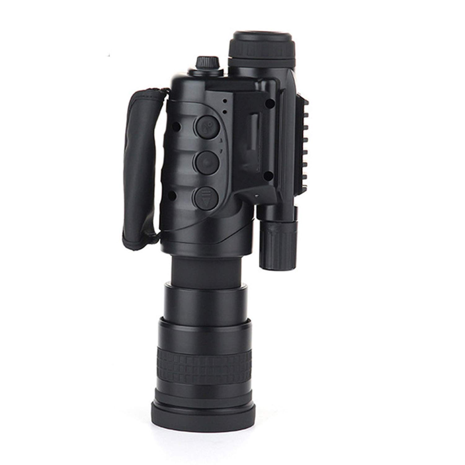 YAMADIE Digital Infrared Single-Tube Night Vision Device Night Photo Recording Detection Infrared Monocular by YAMADIE
