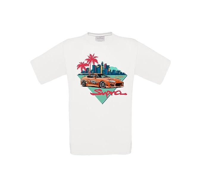 Supra Skyline Nissan r34 GTR Men'S Shirt Tuned Toyota Supra JDM Legends Turbo Petrol Monsters T-Shirt sGQLX1s