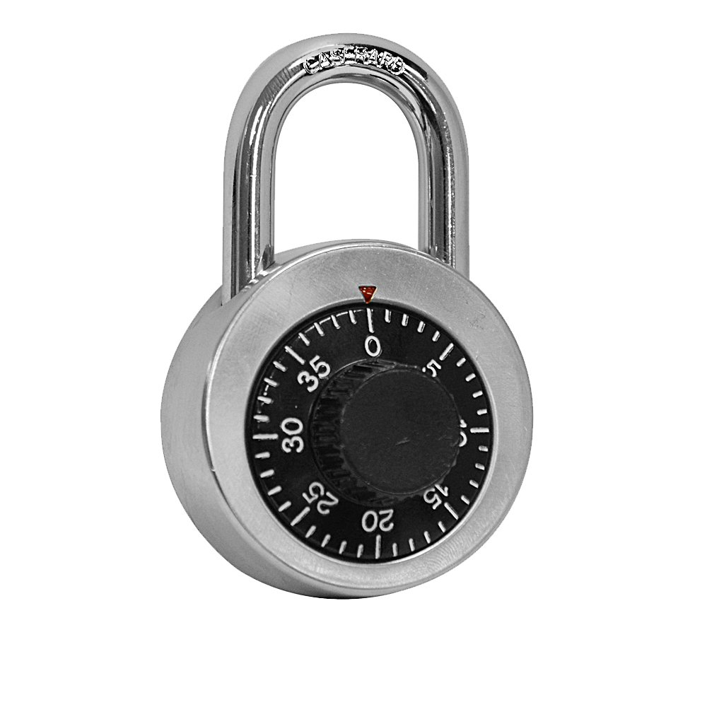 Salsbury Industries 8125 Key Padlock for Heavy Duty Storage Cabinet Door