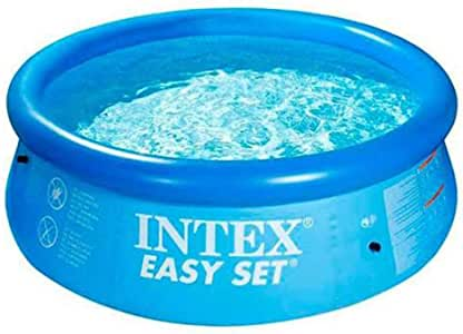 Intex 56420 - Piscina Easy Set: Amazon.es: Juguetes y juegos
