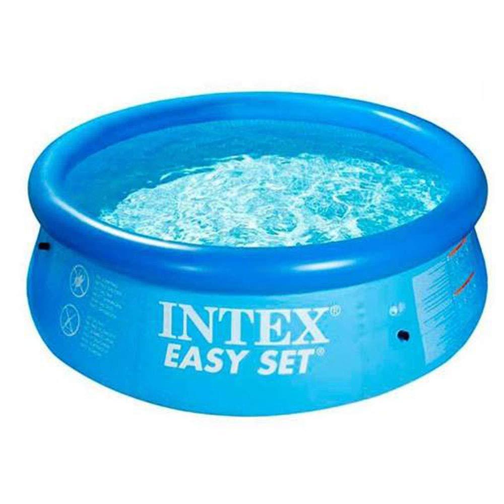 Intex Swimming Pool- Easy Set, 8ft.x30in. - FBA_12-56970 < Kiddie ...
