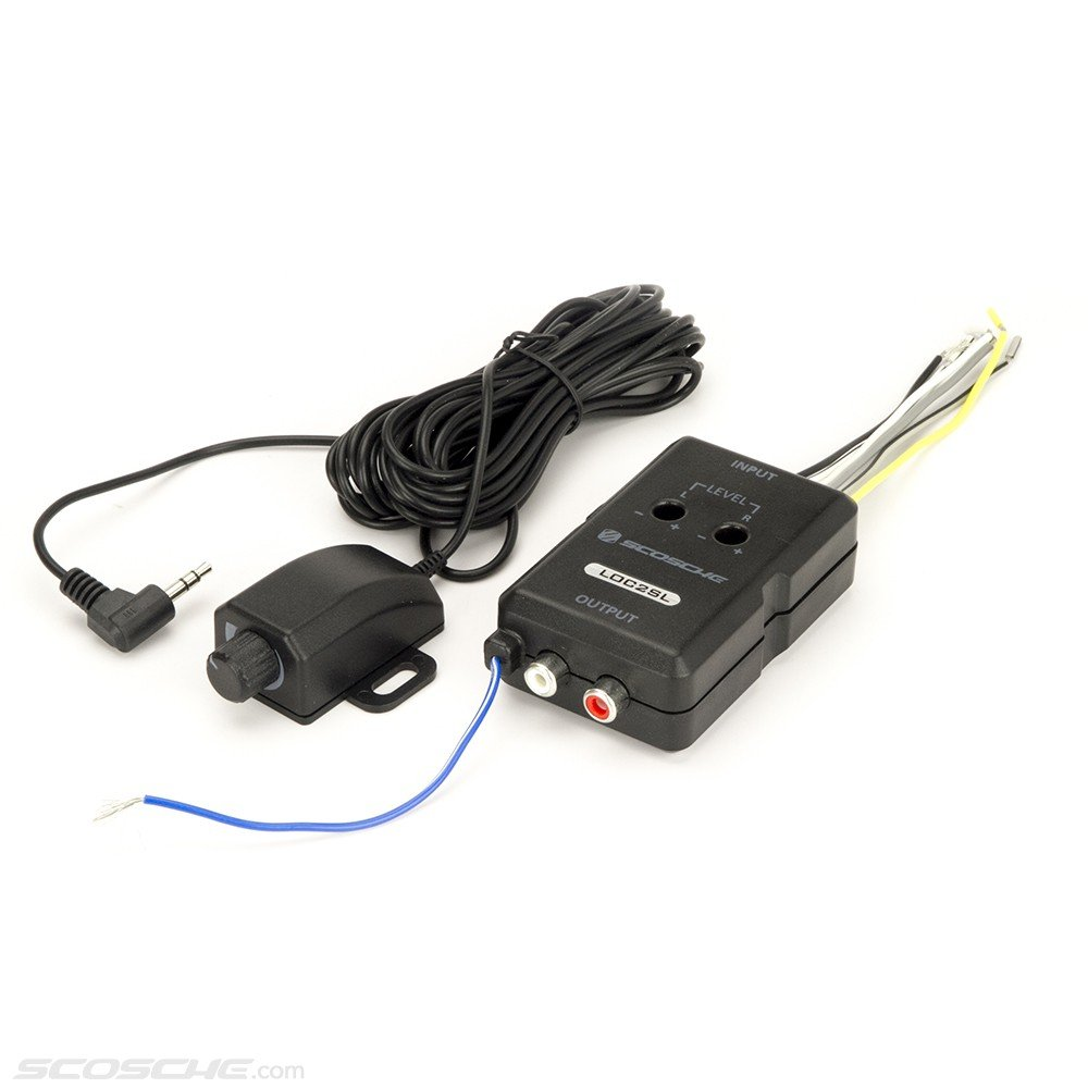 61tUTRoV6%2BL._SL1000_ amazon com scosche loc2sl line out converter with bass control scosche toyota wiring harness diagram at bakdesigns.co