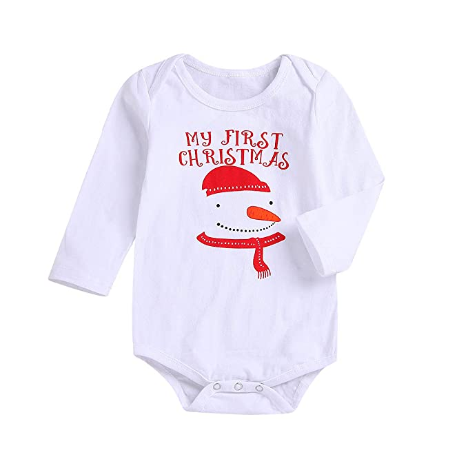 d1077adf4bbe Amazon.com  AMSKY❤ Crochet Baby Outfits for Boys