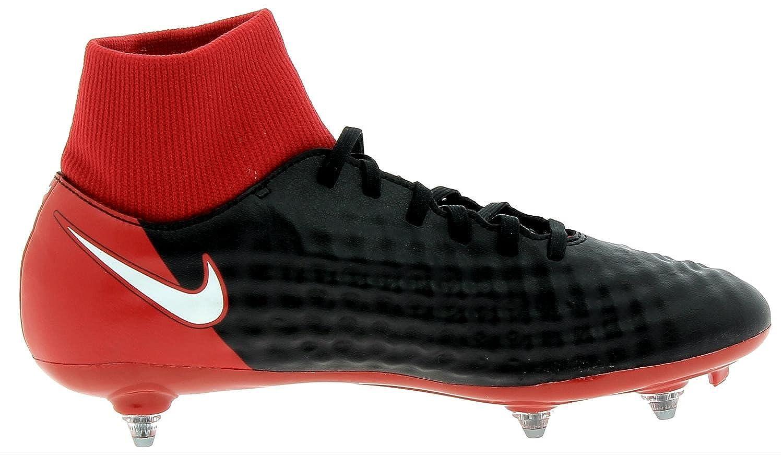 Nike Nike Magista Onda Ii Df Df Ii Gs Scarpini Calcio Uomo Neri Rossi Noir bc1853
