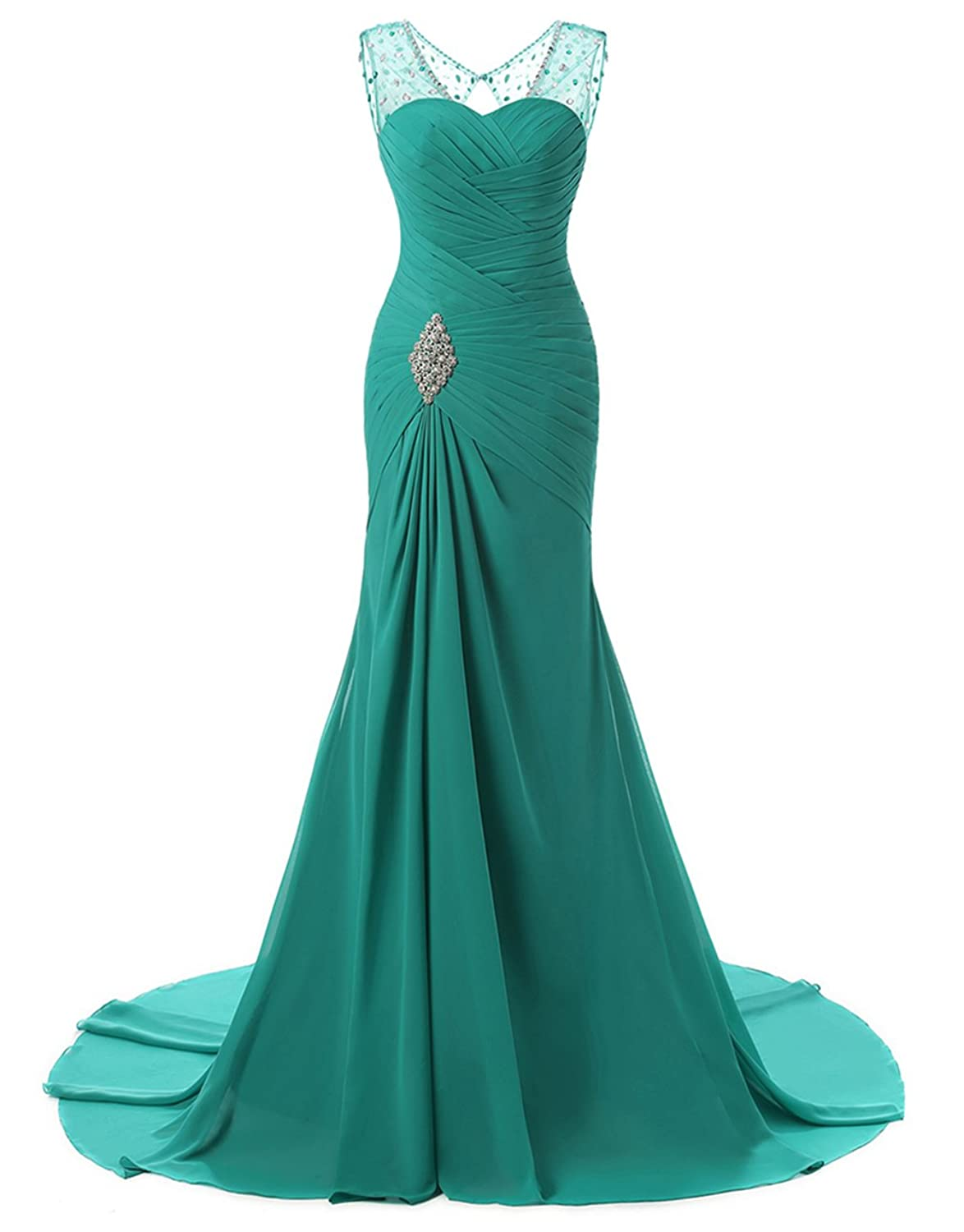 Biwinky Women Prom Dresses Long Evening Party Cocktail Dress Maxi Dresses