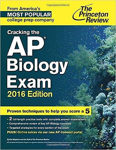 Amazon cracking the ap biology exam 2016 edition college test cracking the ap biology exam 2016 edition college test preparation 2016 ed edition fandeluxe Choice Image
