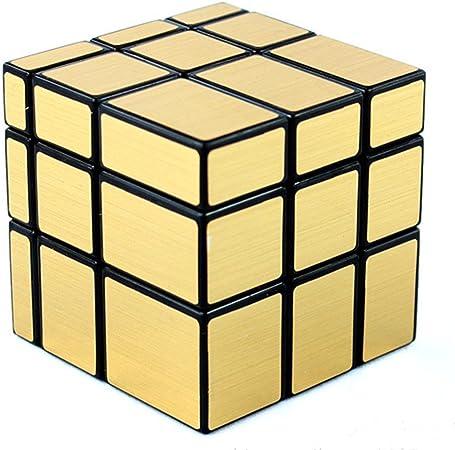 M-Alive Amazing 3x3 Gold Mirror Cube Puzzle