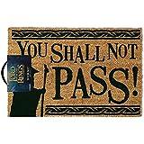 Il Signore Degli Anelli You Shall Not Pass! Zerbino multicolore