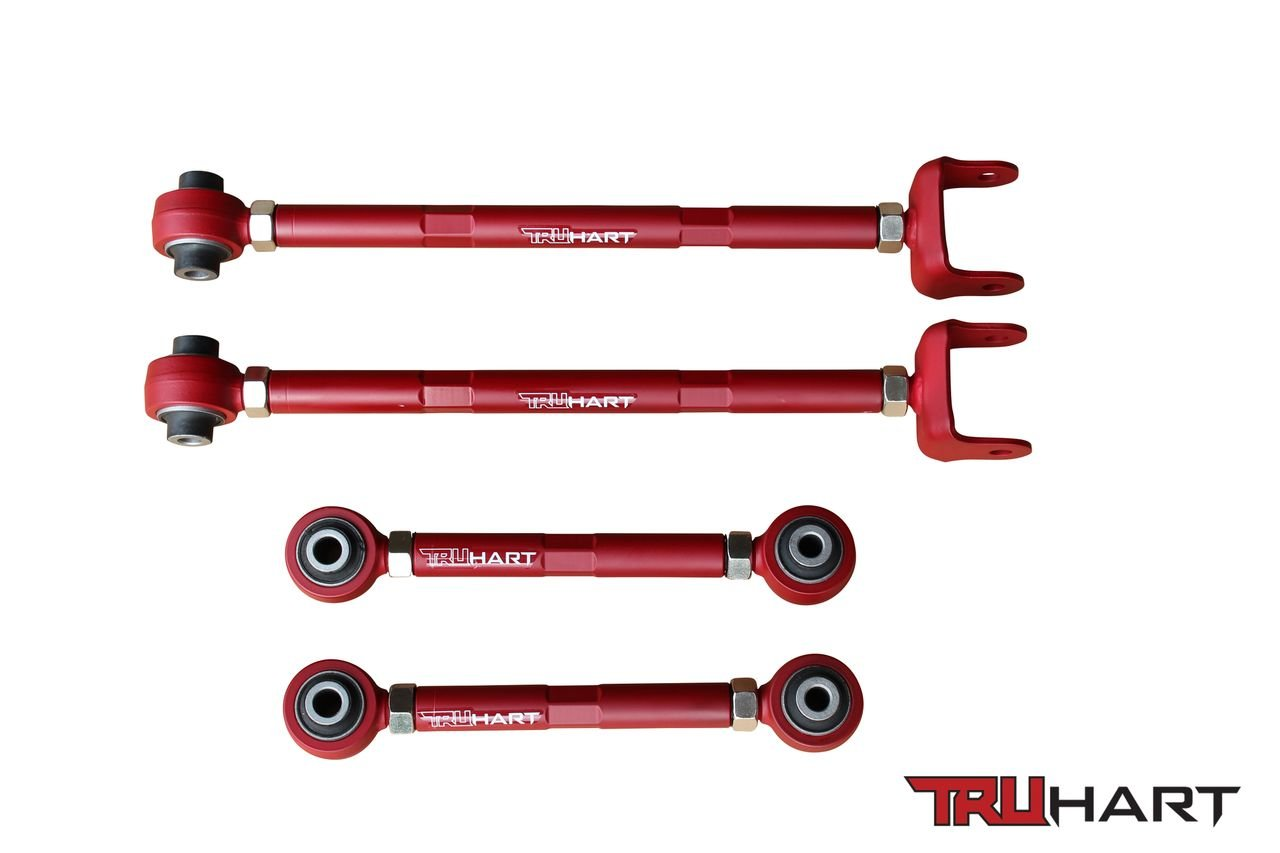 TruhartRear Traction Arms Radius Arms 350Z G35