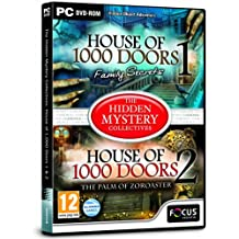 House of 1,000 Doors 1 and 2: The Hidden Mystery Collectives (PC DVD) (UK IMPORT)