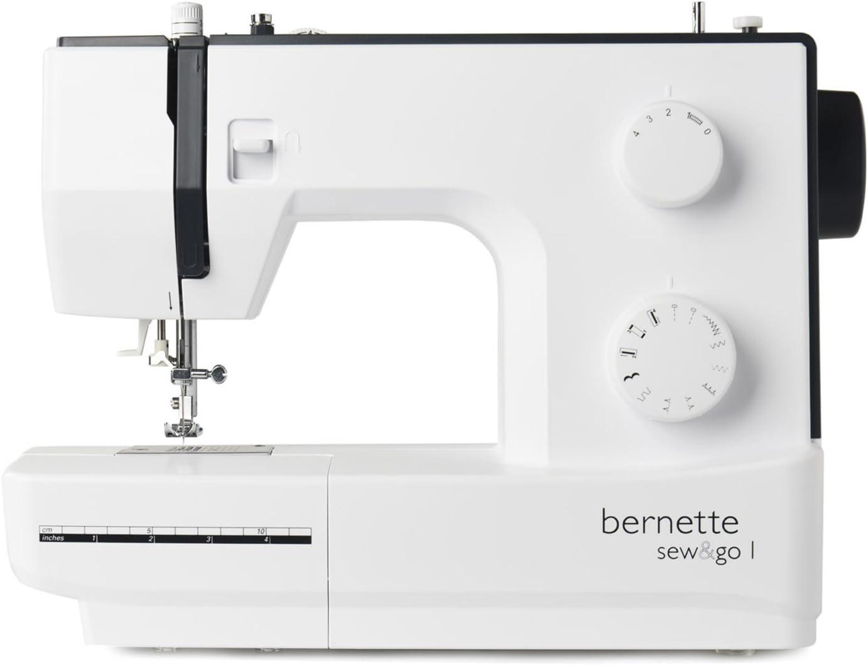 Máquina de Coser Bernette Sew&GO1 - Swiss Design: Amazon.es: Hogar