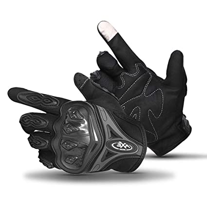 Motorcycle Off-road Racing Riding Outdoor Sports Full Finger Gloves Waterproof