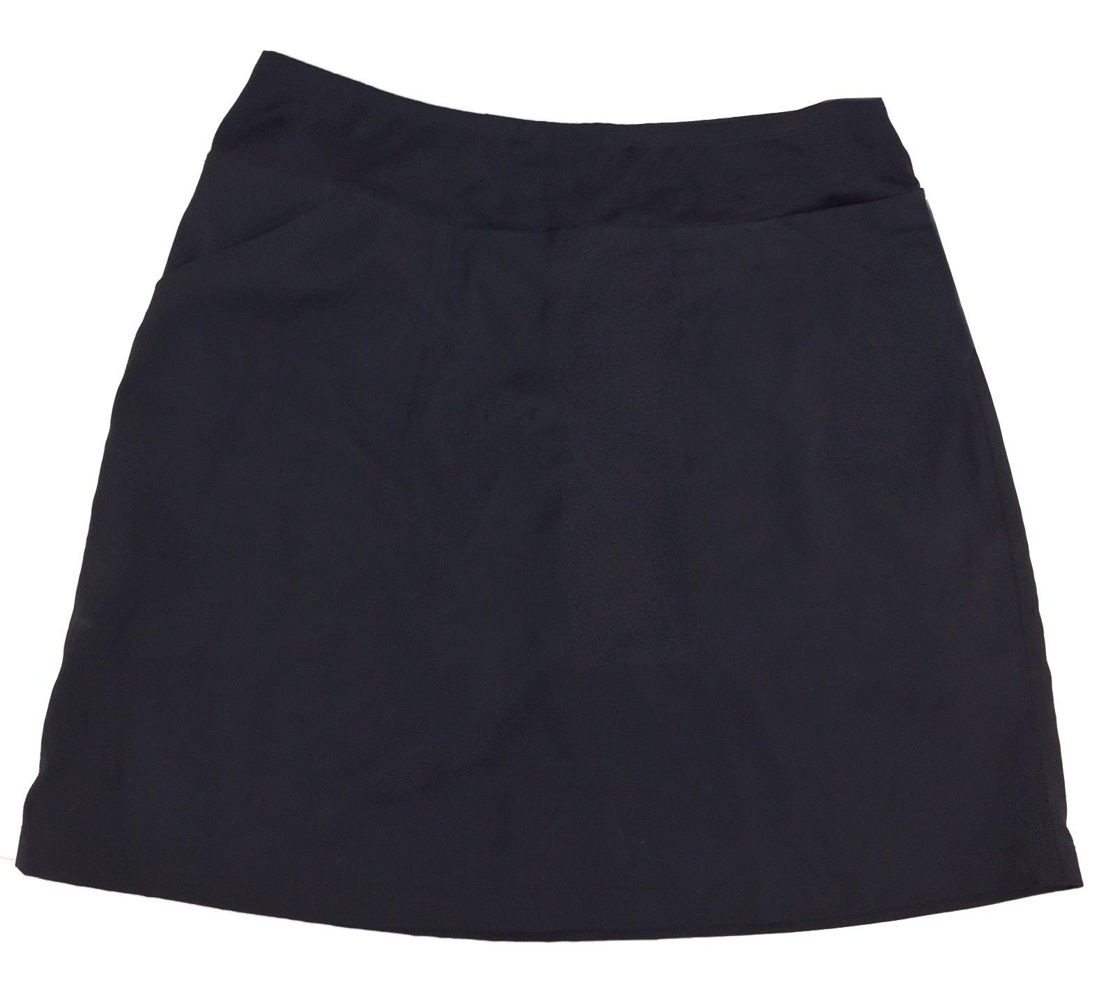 Cypress Club Women's Skort (Black, Small)