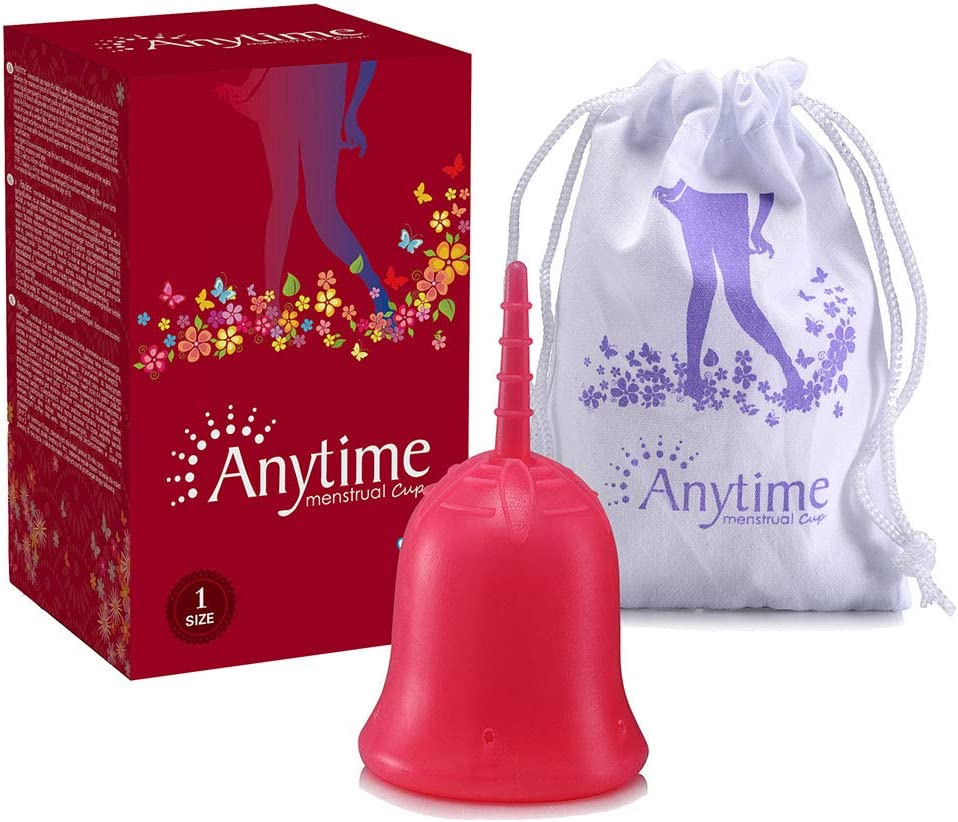 Copa Menstrual, Reutilizable Gran capacidad Menstrual Cup ...