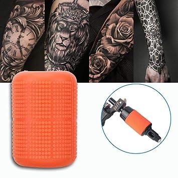 Cubierta de agarre de tatuaje, cubiertas de pluma de tatuaje Mango ...