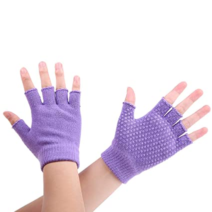 Iusun Yoga Gloves for Women Men Multi-function Fashion ...