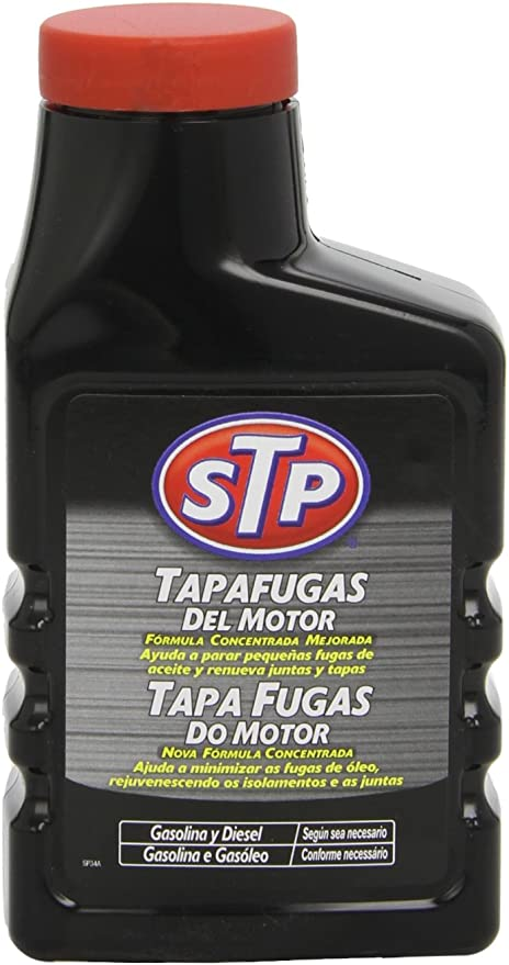 STP ST63300SP Tapafugas de Aceite Motores, 300 ml: Amazon.es ...