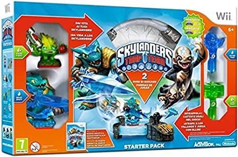 Starter Pack - Skylander Trap Team