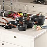 Benecook 12-piece Nonstick Cookware set