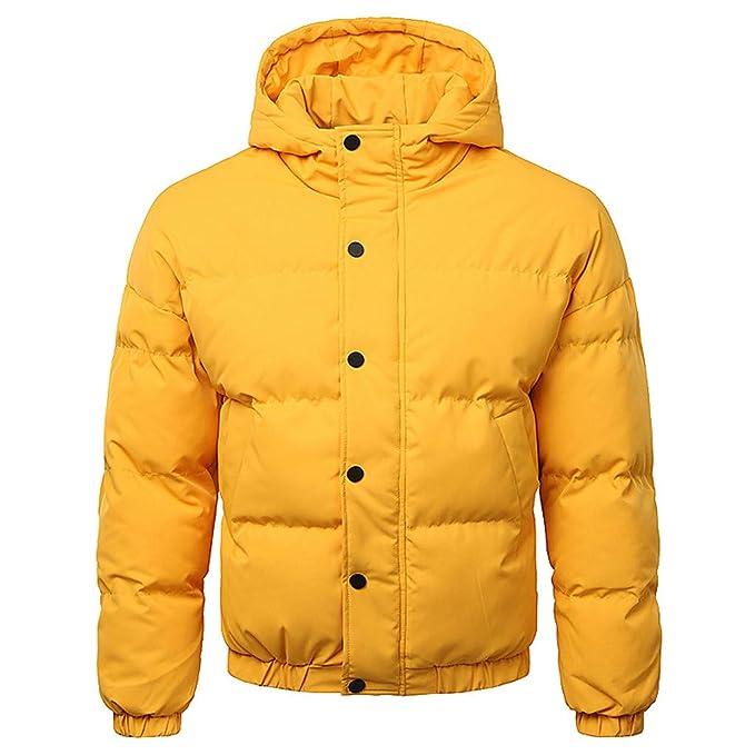 QinMM Chaqueta de Abrigo Abrigos Grandes para Hombre y niño con Capucha de Invierno con Cremallera de Gran tamaño Outwear Casual: Amazon.es: Ropa y ...
