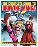 The Complete Guide to Drawing Manga, Marc Powell, 1784040452