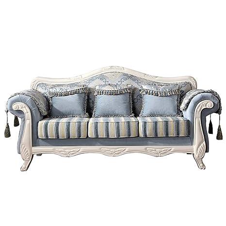 Amazoncom Xiaosunsun Simple European Fabric Sofa Living
