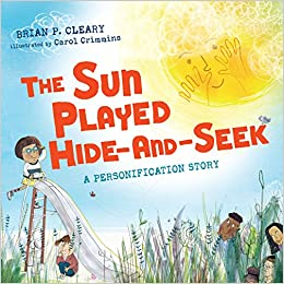 the sun played hide and seek a personification story brian p