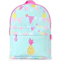 Penny Scallan Pineapple Bunting [Bare Collection] Kids Backpack Large, Large School Bag or Backpack