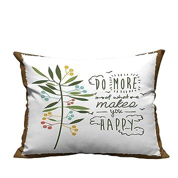 Amazon.com: YouXianHome - Funda de almohada, diseño ...