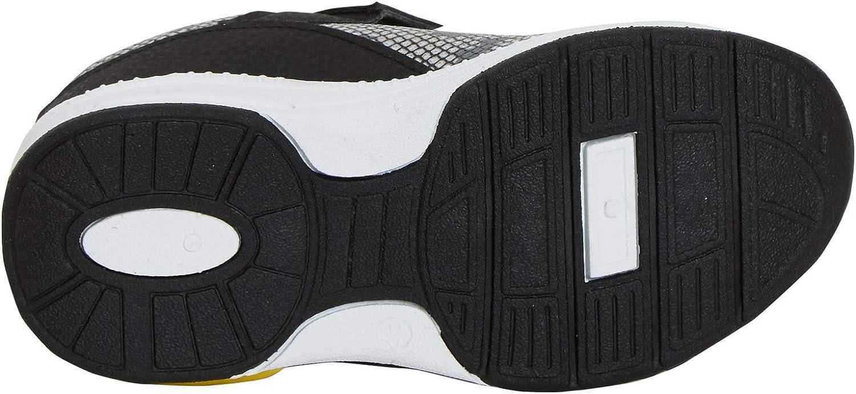 Boys Batman Trainers Lightweight Running Sports Shoes Kids DC Comics Skate Pumps
