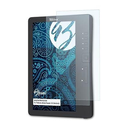 Bruni Película Protectora para Trekstor eBook-Reader 3.0 (Weltbild ...
