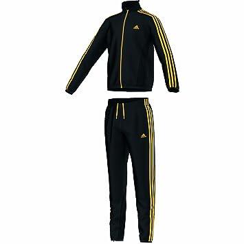 adidas jogginganzug gelb