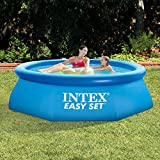 "8 x 30"" Intex Easy Set Above Ground Swimming Pool with Filter Pump"
