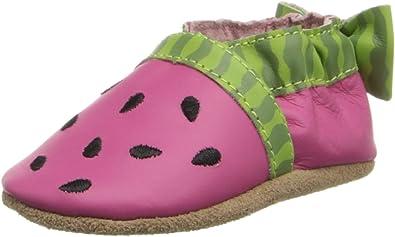 Robeez Watermelon Crib Shoe (Infant