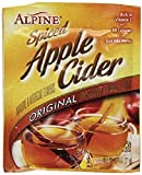 Alpine Spiced Apple Cider Drink Mix, Original, 0.74 oz (120 count)