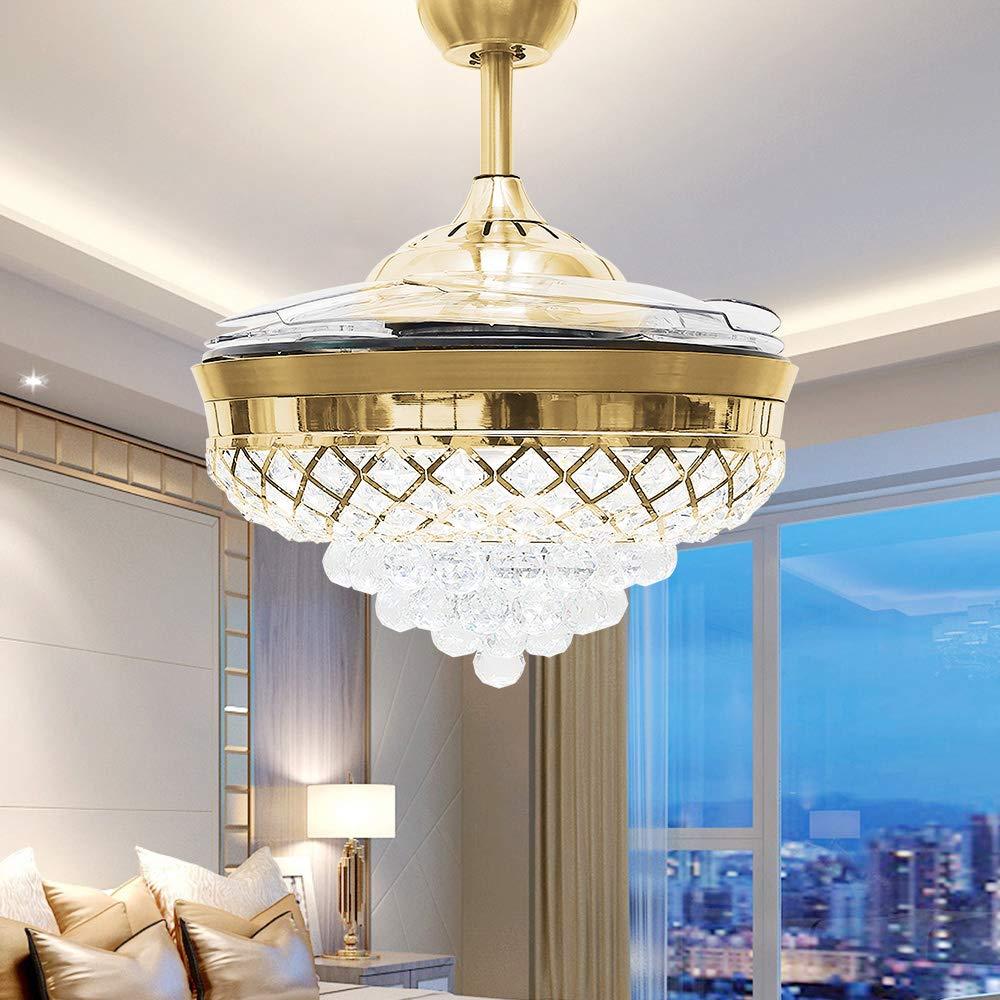 Amazon.com: Huston Fan - Lámpara de techo con 4 aspas ...