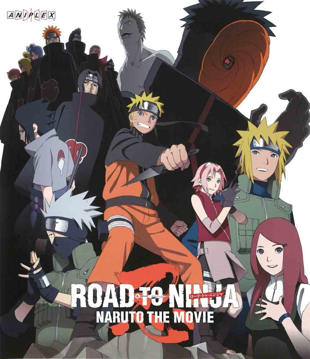 Amazon.com: ROAD TO NINJA-NARUTO: Movies & TV