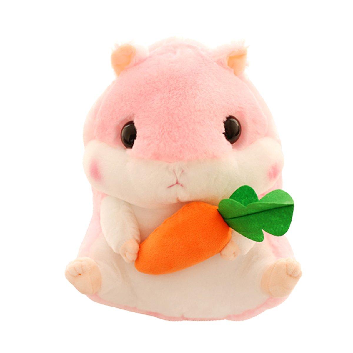 CuddlyハムスターStuffed Animal人形25