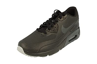662687c74b Nike Men's Air Max 90 Ultra 2.0 We Competition Running Shoes, Multicolour ( Black/