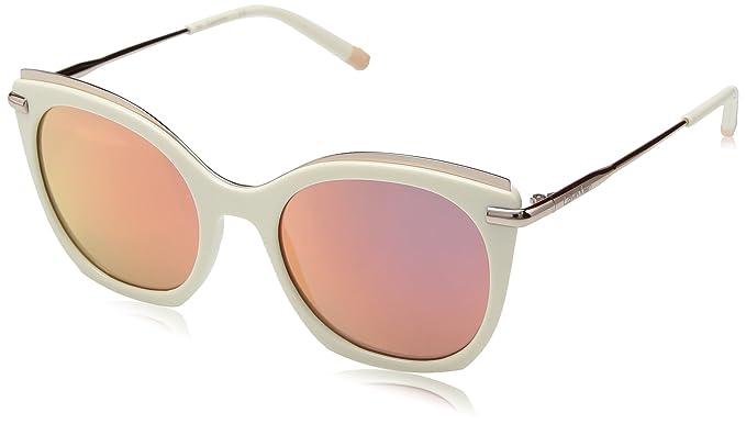 5cc3cebb9a Calvin Klein Para mujer Lentes de sol CK1238S Cateye para mujer: Amazon.es:  Ropa y accesorios