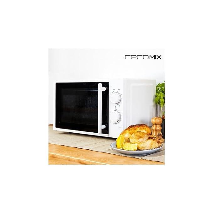 Microondas con Grill Cecomix 1362: Amazon.es