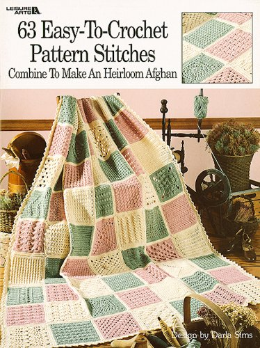 63 Easy-to-Crochet Pattern Stitches ()