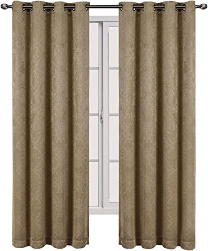 Royal Tradition Embossed Bella 104-Inch Wide-by-108-Inch Long