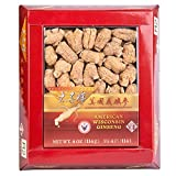 Prince of Peace Wisconsin American Ginseng Medium(#2) Round Roots (4 oz)