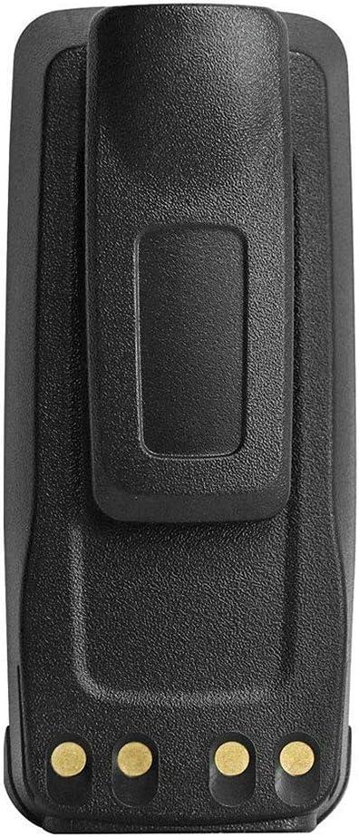 5 Pack abcGoodefg Belt Clip for Motorola XPR3300 XPR3300e XPR3500 XPR3500e XPR7550 XPR7550e XPR7350 XPR7350e XPR7580 XPR7580e XPR7380 XPR7380e DP4400 DP4600 DP4800 APX4000 Two Way Radios