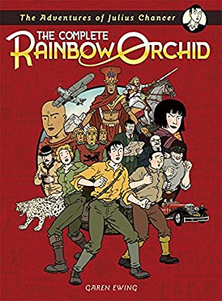 book cover of The Complete Rainbow Orchid
