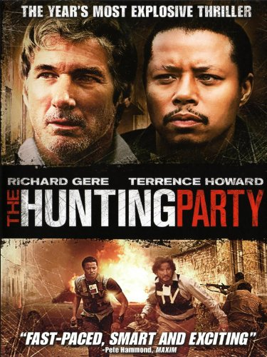 Hunting Party (Quentin Tarantino No Country For Old Men)