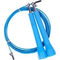 Corda de Pular Speed Rope Cabo de Aço Rolamento Duplo