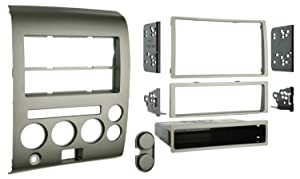 Metra '06- 07 ARMADA/TITAN 06-07 With DUAL ZONE AC
