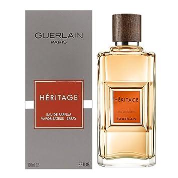 Amazoncom Guerlain Heritage Eau De Toilette Spray For Men 34 Oz